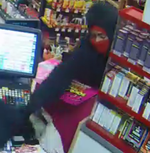 Search continues for 5 suspects in armed robbery of Kettering BP (Photo: Kettering Police)