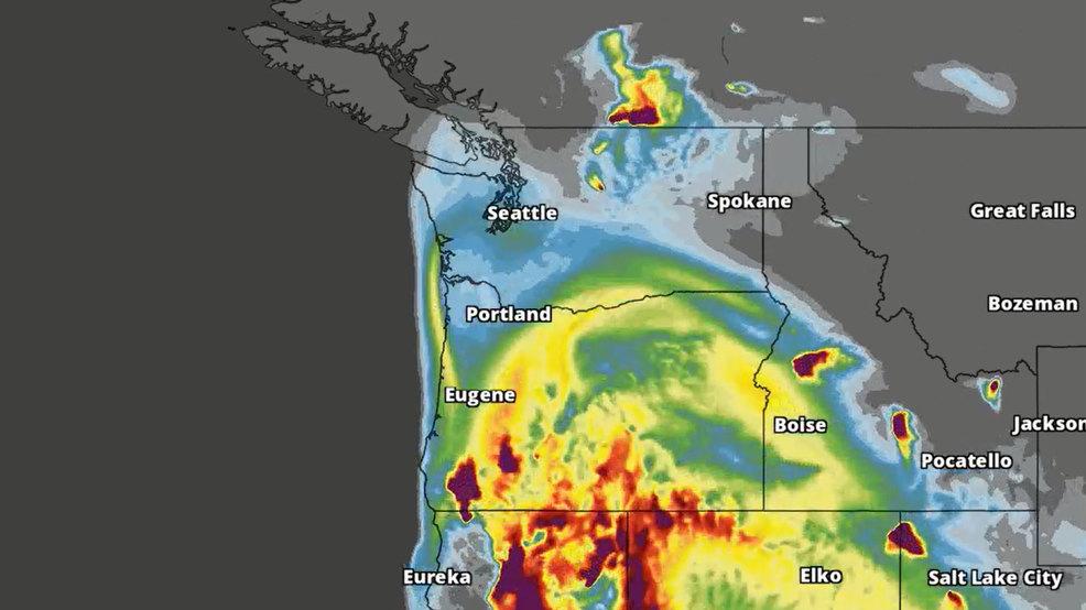 Smoke predicted to blow out of Seattle, Western Washington | KOMO