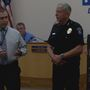 Kennewick PD Chief honored for 40 years of service