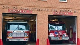 Surrounding fire departments send resources to relieve Charlottesville firefighters