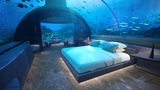 Photos: World's first underwater residence lets you sleep 16 feet below the sea