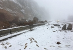 Rock slide closes I-5 in Siskiyous - ODOT photo.jpg