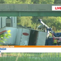 Semi Crash on I - 55