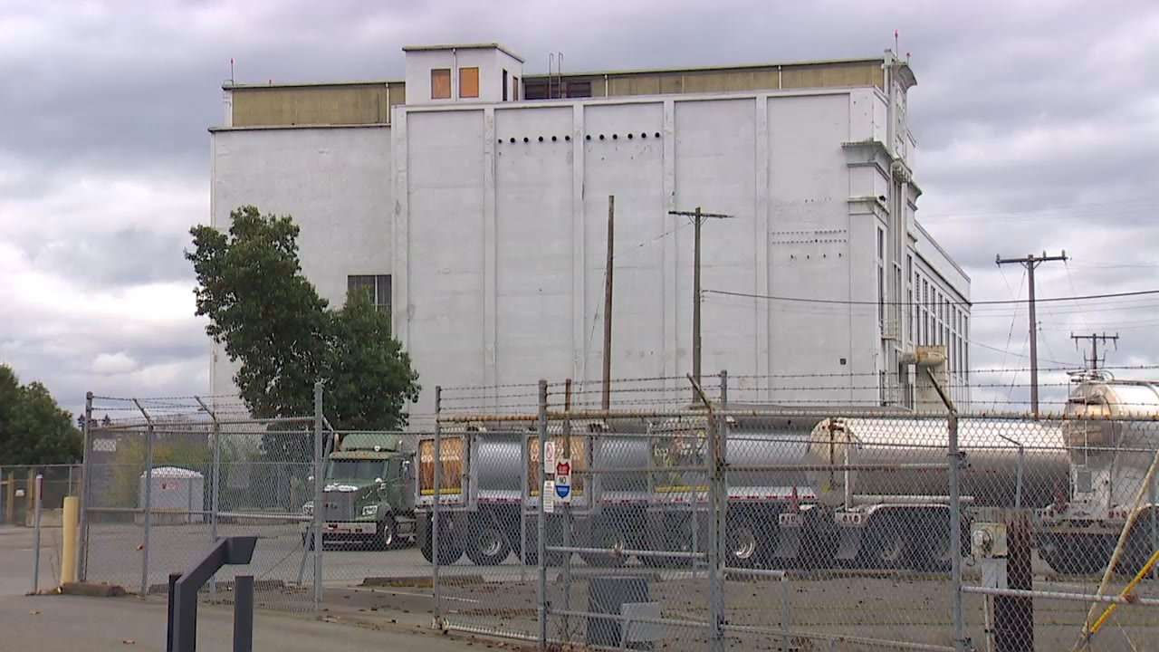 Seattle's Georgetown Steam Plant shut down its turbines last century, but continues to draw visitors. The city is now looking for help to care for the historic landmark. (Photo: KOMO News)