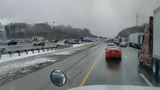 Highway Patrol: Up to 60 vehicles involved in crash on I-71 in Morrow County