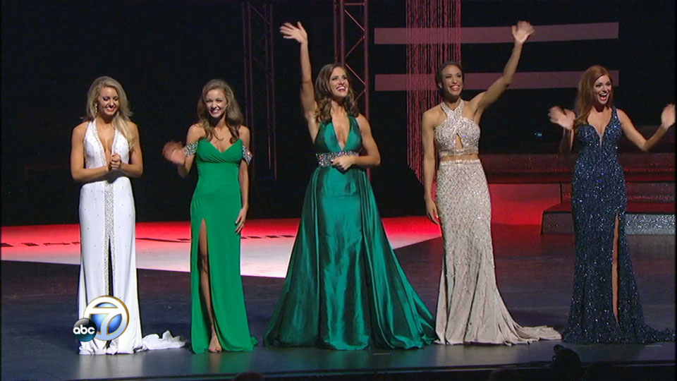Miss Arkansas Top 5 (KATV photo)