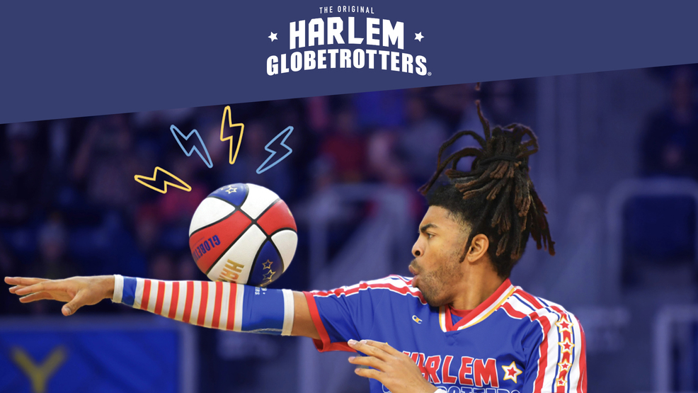 Harlem Globetrotters Ticket and Prize Package Giveaway