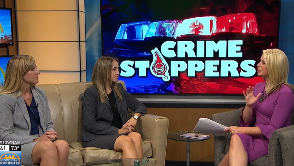Crime Stoppers: Monroe County Assistant District Attorneys