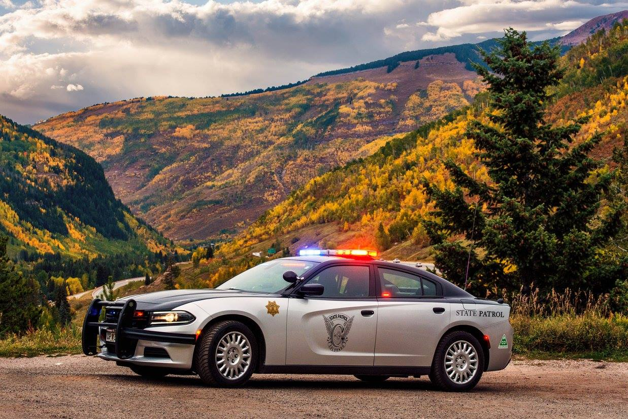 Colorado State Patrol. (American Association of State Troopers|Facebook)
