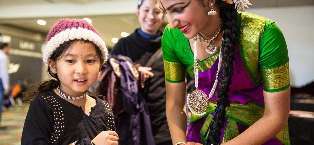 Attend the Children's Festival at the Seattle Center. This child centered festival host workshops, arts and crafts along with dance and music performances on October 8th.