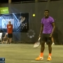 Loud sex sounds interrupt pro tennis match in Florida