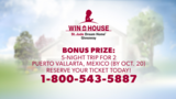 St. Jude Dream Home: Win a house & a trip for 2 to Puerto Vallarta, Mexico