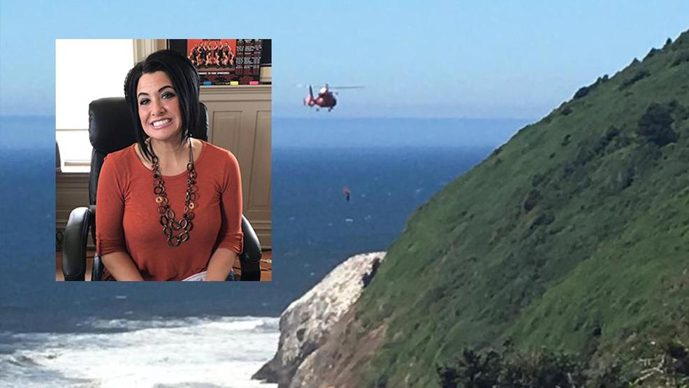 Missing Dallas mom rescued from cliff along Highway 101