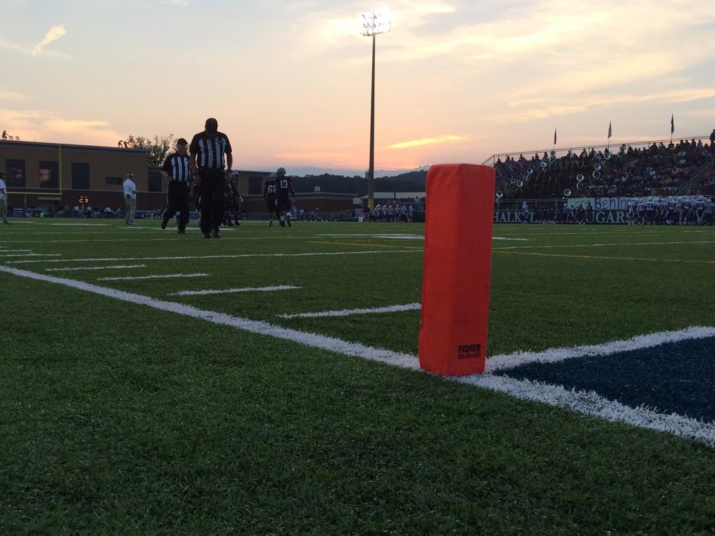 Clay-Chalkville vs. Minor, Friday, Aug. 29, 2014.