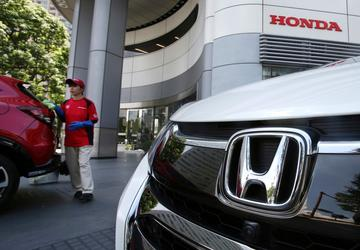 Honda profits jump on strong car and motorcycle sales