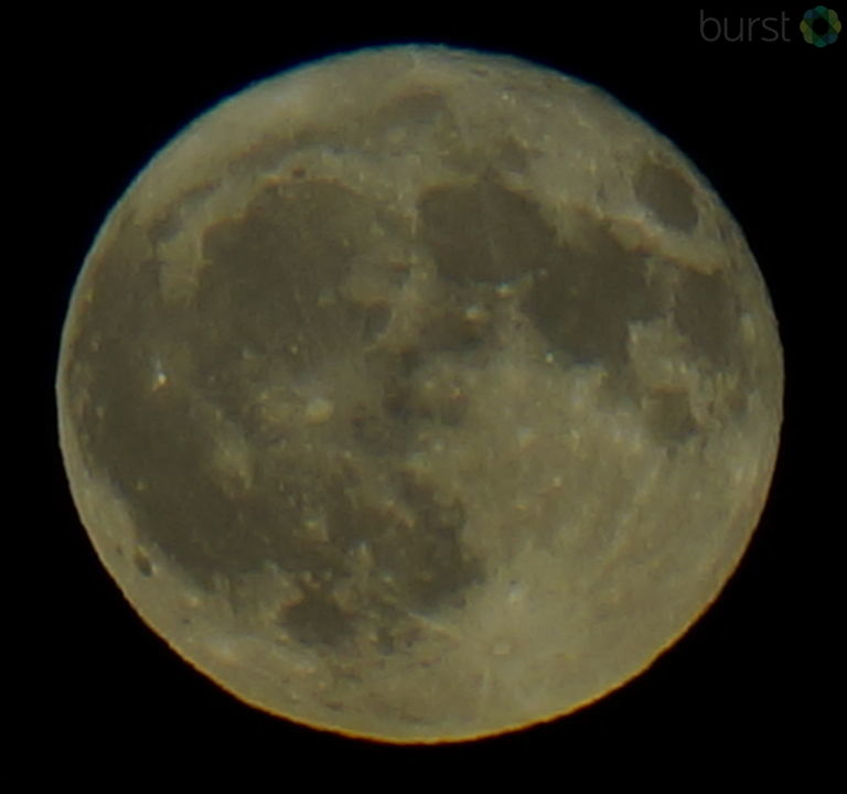 Lawrence D. Lang photo of the Harvest Moon over Monmouth, Oregon. Share your videos &amp;amp; photos #LiveOnKVAL at BURST.com/KVAL<p></p>