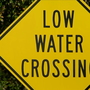 MAP: Low water crossing and road closures