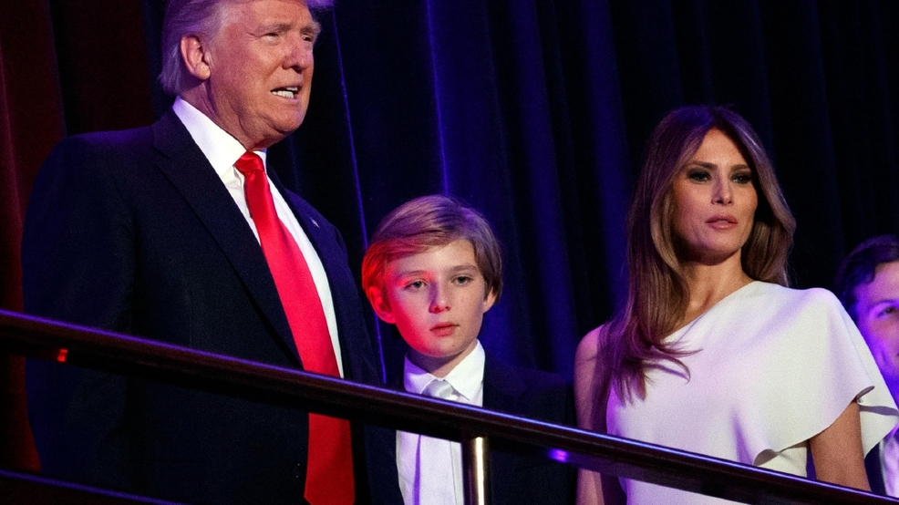 barron trump autism video creator issues apology after melania threatens lawsuit
