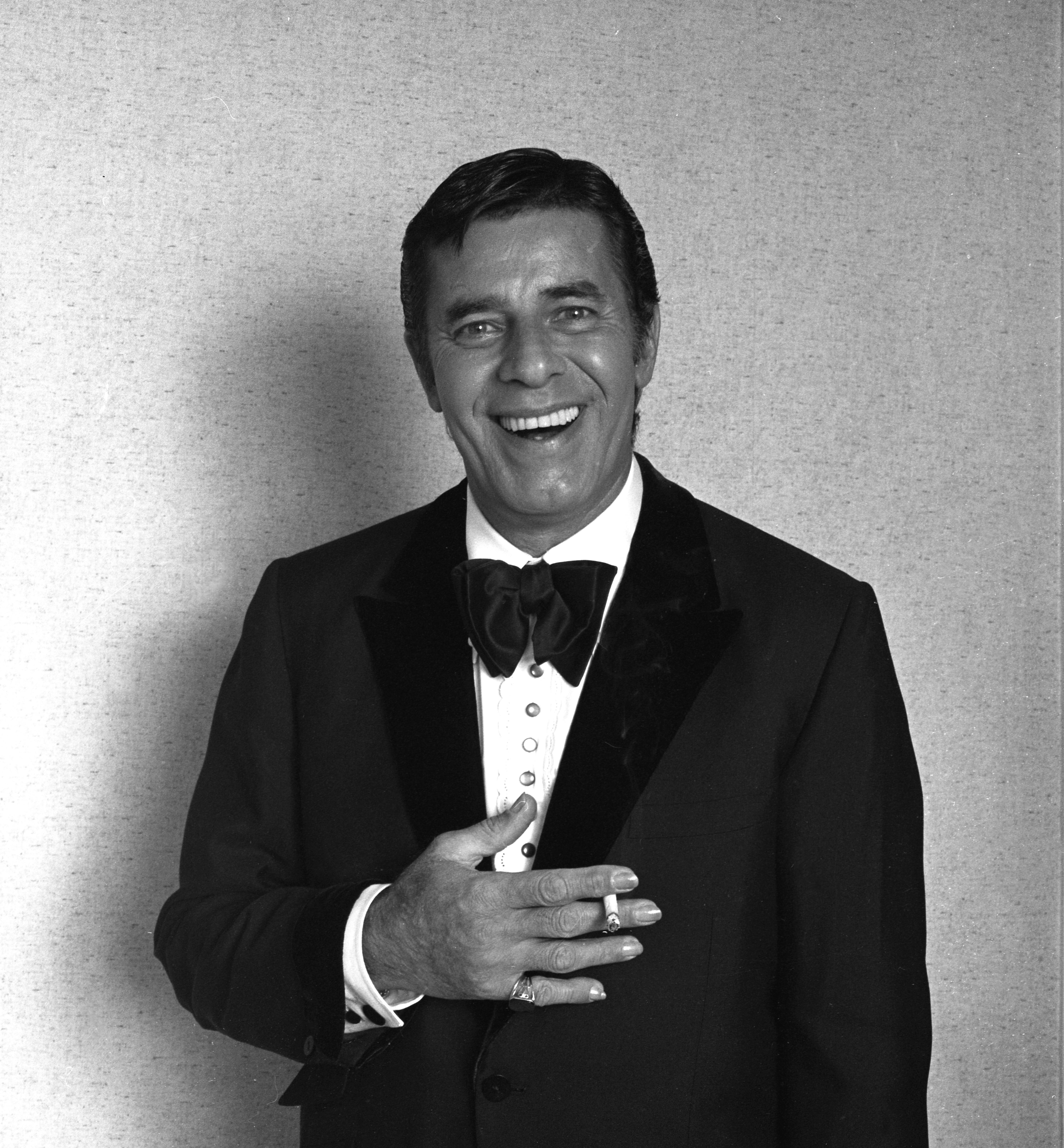 Jerry Lewis at the Sahara. 10-29-79. CREDIT: Las Vegas News Bureau