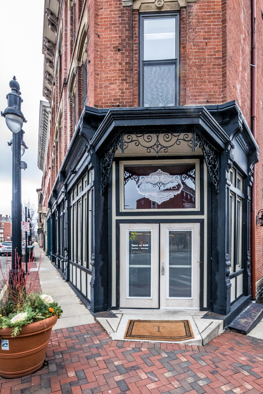 Located on the corner of Woodburn and Myrtle Avenues in East Walnut Hills, Twenties offers a mix of classic and modern cocktails, including a variety of unique takes on an Old Fashioned. The bar, inspired by the 1920s, will focus on local spirits and features 16 beer taps. It opened in January of 2020 in the space that was formerly occupied by Myrtle's Punch House. ADDRESS: 2733 Woodburn Avenue (45206) / Image: Catherine Viox // Published: 3.3.2