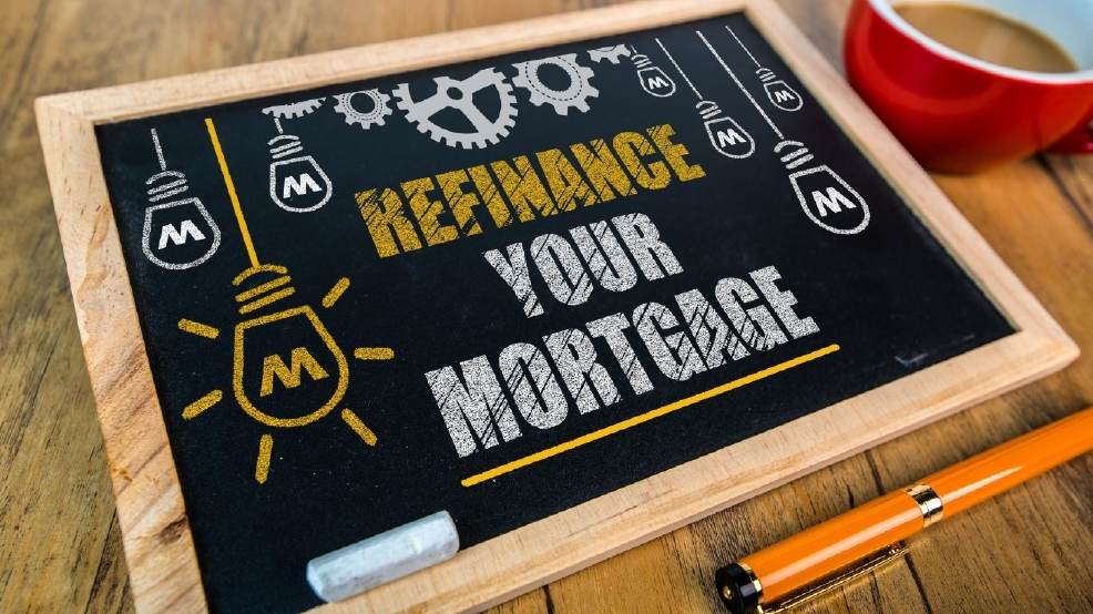 how does refinancing work kutv. Black Bedroom Furniture Sets. Home Design Ideas