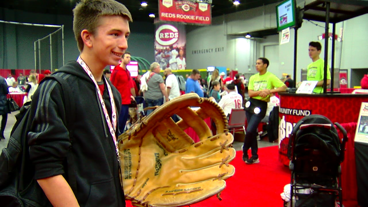 Redsfest kicks off on Friday at the Duke Energy Convention Center (WKRC)