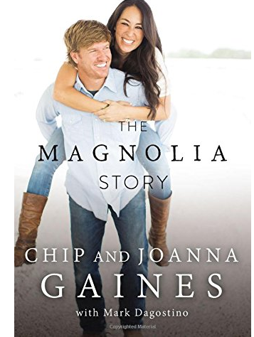 #16. The Magnolia Story by Chip Gaines and Joanna Gaines  Amazon announced the best-selling books of 2016 earlier this week! How many have you read? (Image: Amazon.com)