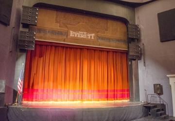 Everett washington movie theatres