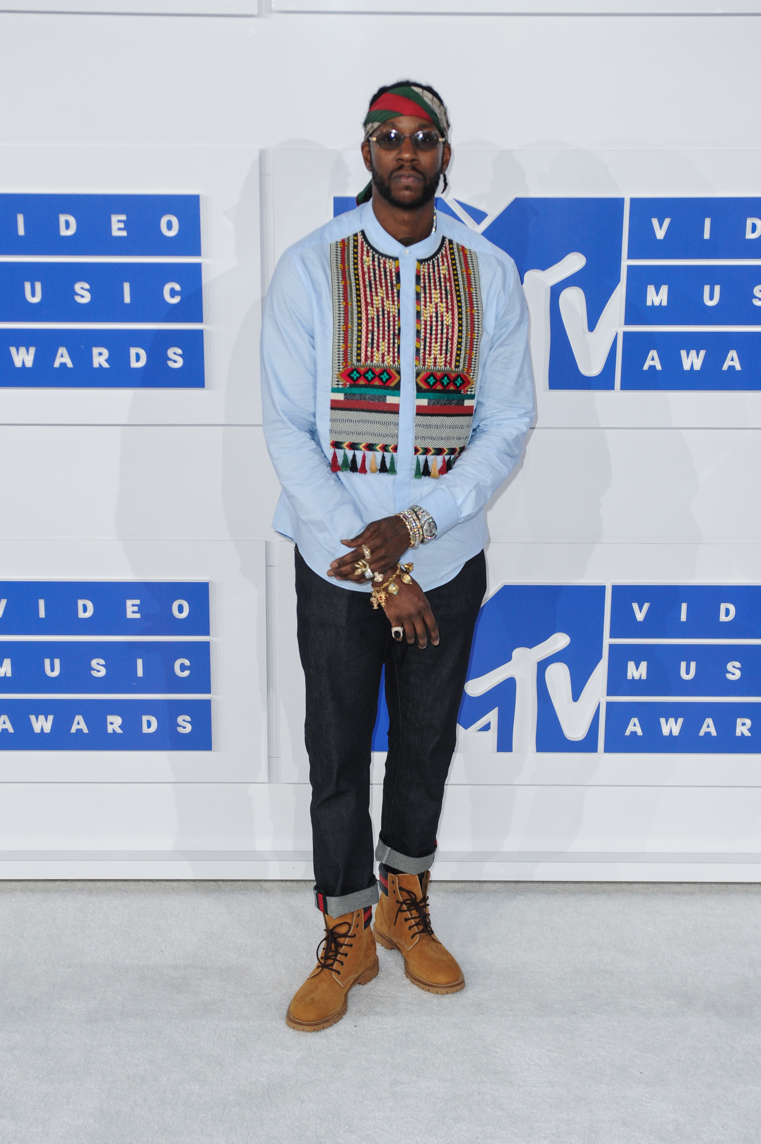 2 Chainz attending the MTV Video Music Awards 2016 at the Madison Square Garden in New York City.  Featuring: 2 Chainz Where: New York, New York, United States When: 28 Aug 2016 Credit: WENN.com