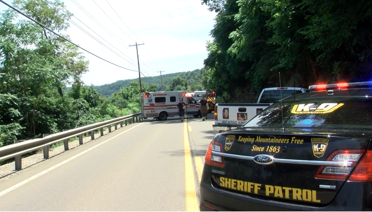 Two killed in accident on Route 2