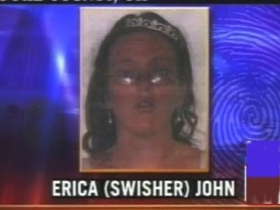 Erica John from WOTV for Mug Shot Slideshow