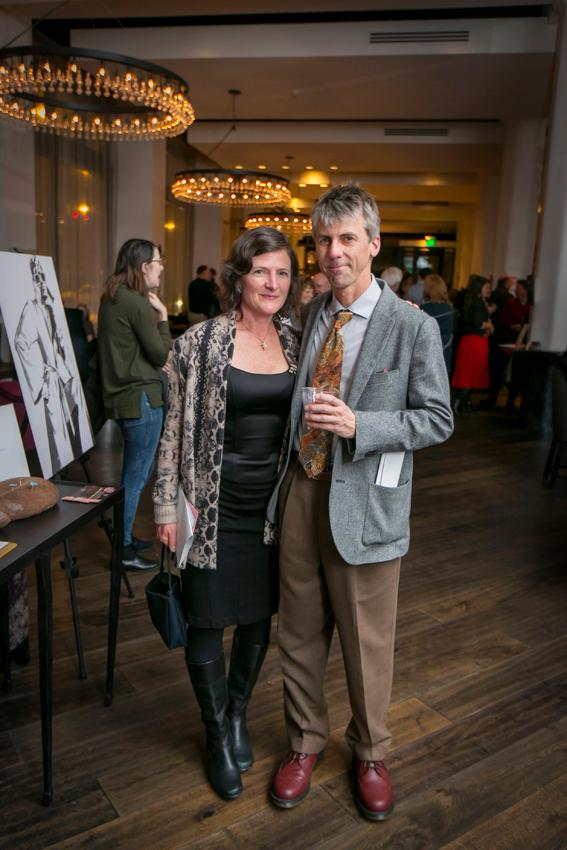 Robin Knapmeyer and Scott LeCates{ }/ Image: Mike Bresnen Photography // Published: 11.16.18