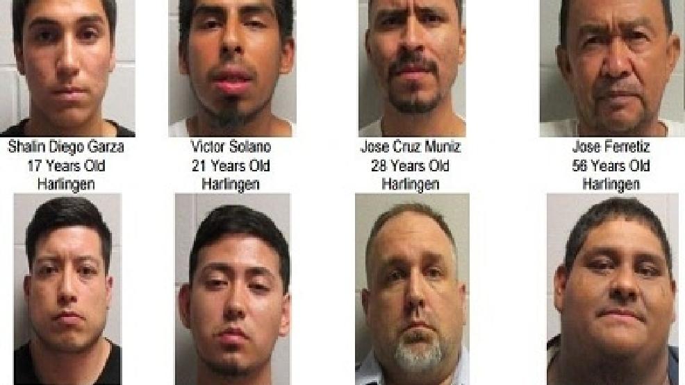Harlingen police make 32 arrests in prostitution sting   KGBT