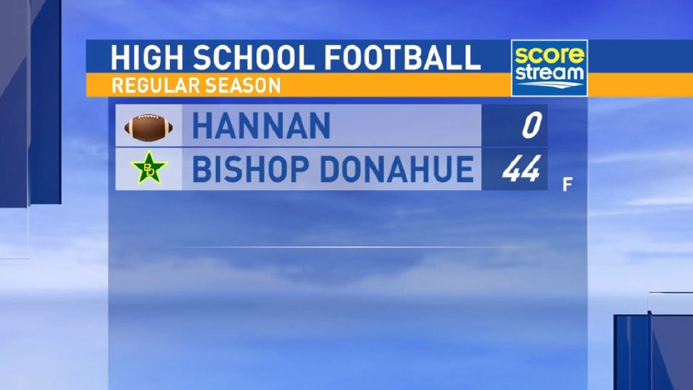 Hannan at Bishop Donahue