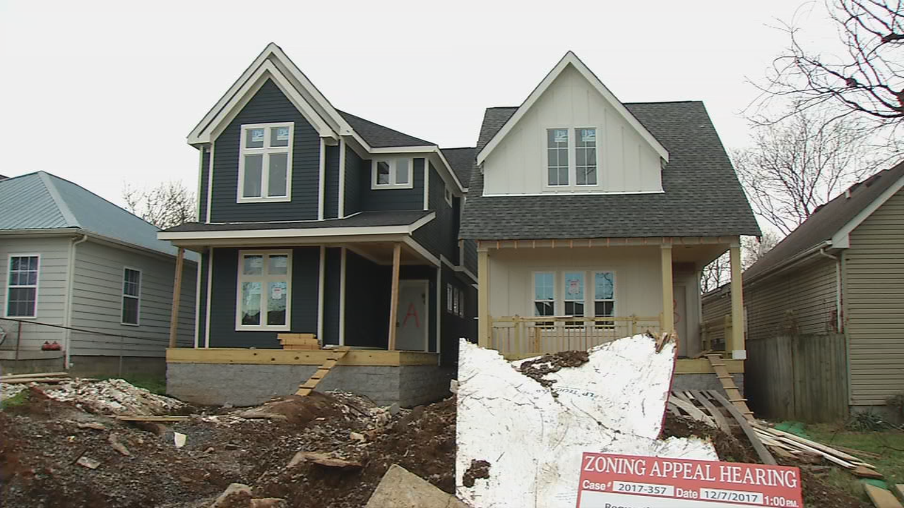 Nearly 100 tall-skinny homes could be built too close together in Nashville neighborhood (Fox 17 News){&amp;nbsp;}<p></p>