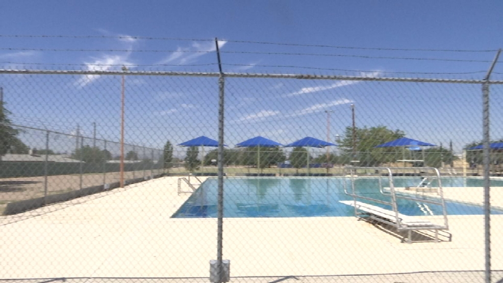 Fabens Pool Ready For Swimmers Kfox
