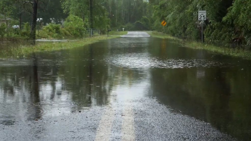 Inside the Storm: Flash flooding in north-central Florida