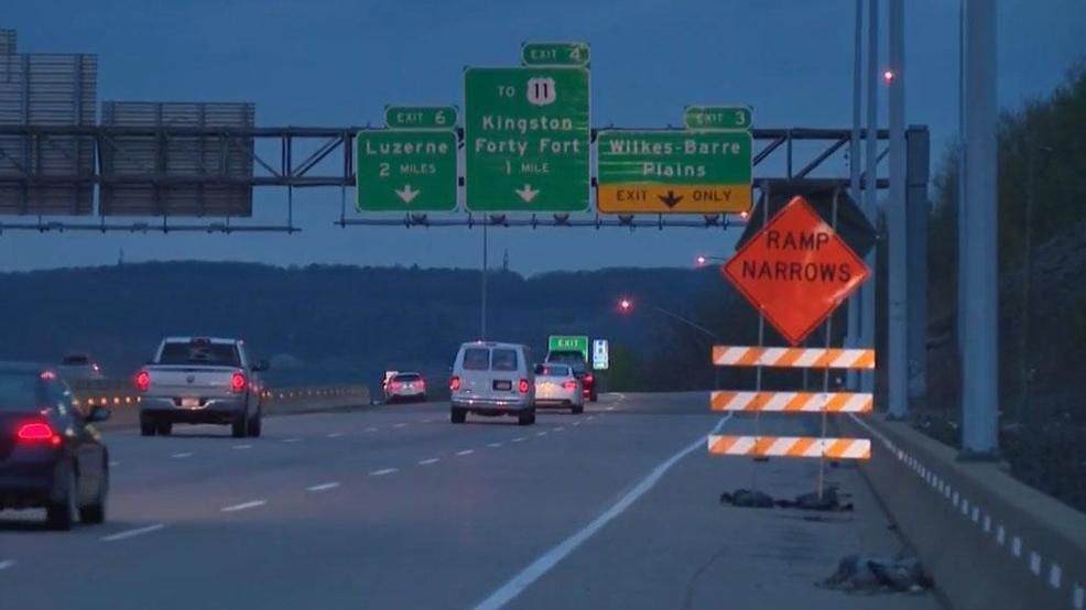 Ramp bridge closure on SR-309 postponed | WOLF