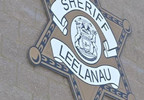 Leelanau sheriff sign.jpg
