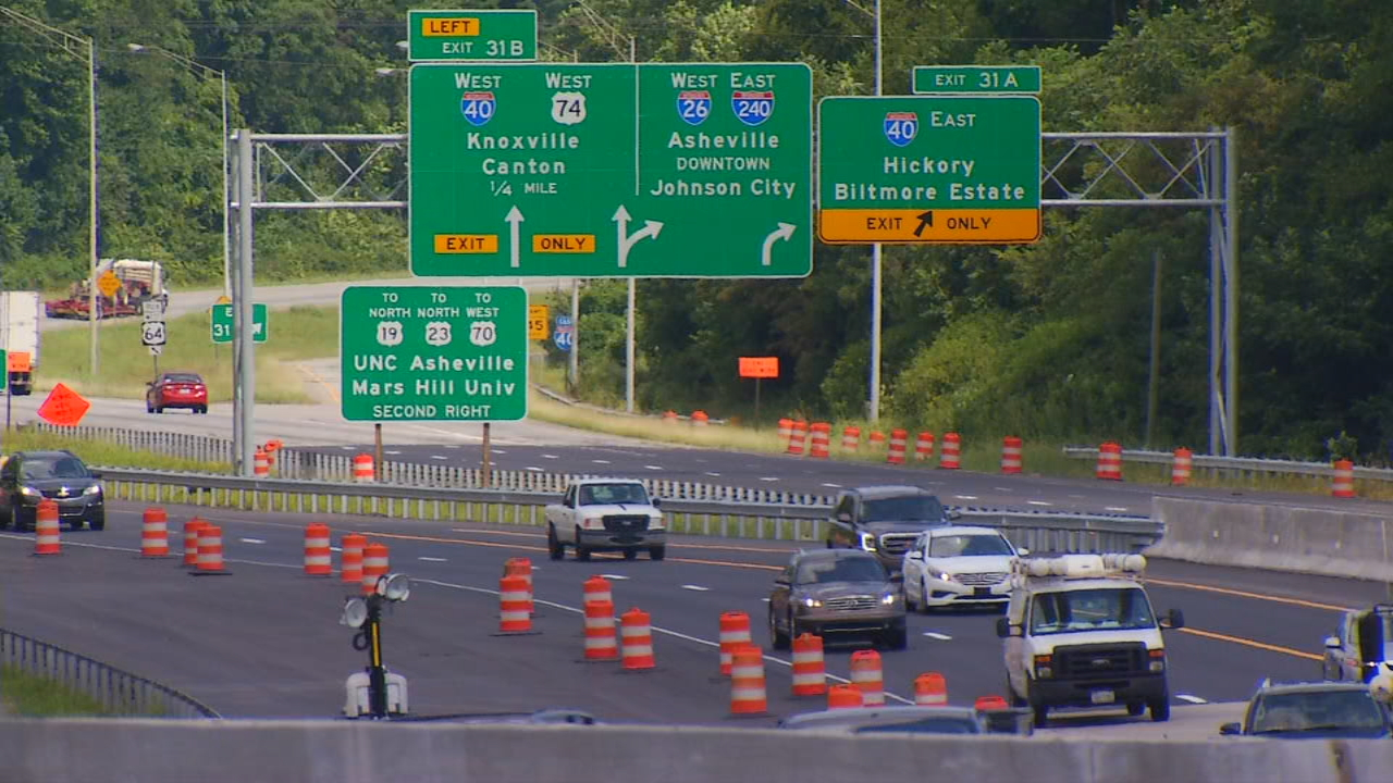 Millions are expected to travel across the Carolinas later this month for the solar eclipse. The North Carolina Highway Patrol and North Carolina Department of Transportation are working together to help ease the flow of traffic. (Photo credit: WLOS staff)
