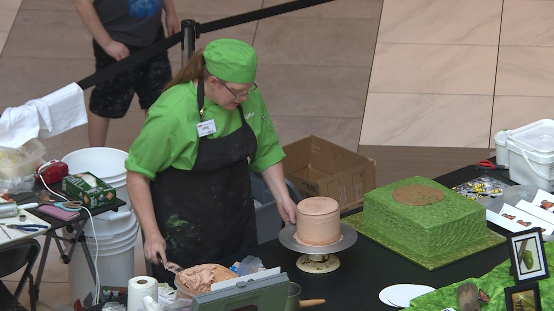 The best of Omaha's best bakers got together to compete for the top spot Thursday.