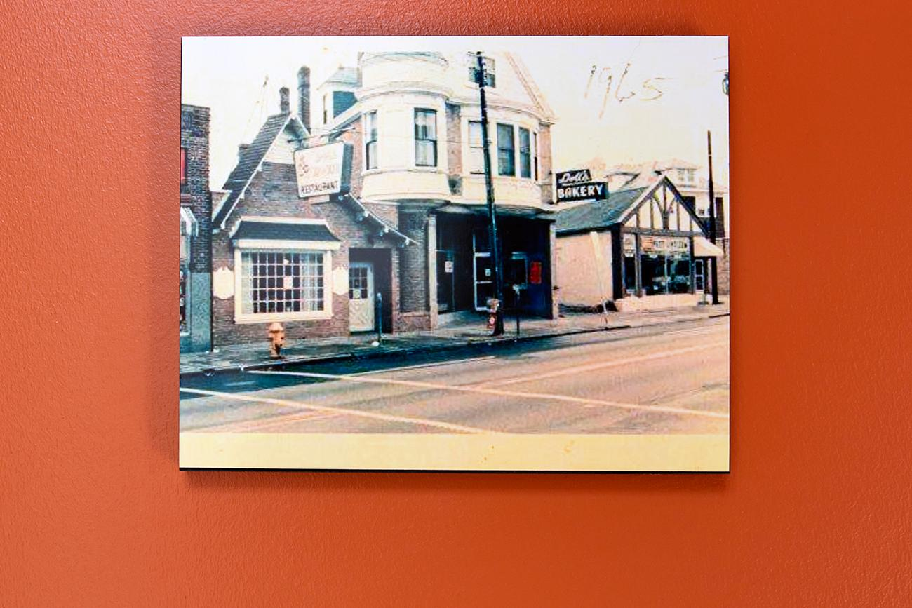 <p>The Hamilton Avenue location was once home to a bakery in 1965. / Image: Allison McAdams{&nbsp;}// Published: 8.20.19 </p>