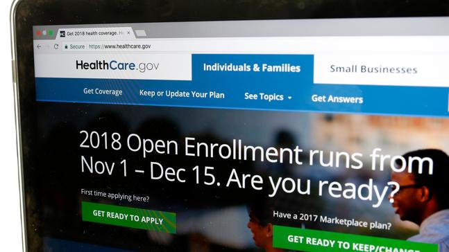 Sign-up season gears up as Trump seeks 'Obamacare' demise