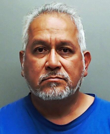 According to the Lone Star Fugitive Task Force, Ruben Garcia, 59, is an associate pastor at Betania Baptist Church, located at 1117 Tillery St. (Photo courtesy: Hays County Sheriff's Office)