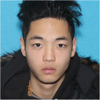Cody Duk-Woo Moore, 19.{&amp;nbsp;}Police searching for two men in Eugene considered to be &quot;armed and dangerous&quot;<p></p>