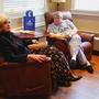 Widow's gift to Haywood County hospice facility is her way of paying it forward