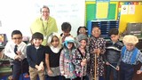 Nazareth Elementary students celebrate 100 days of school