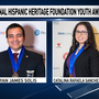 Two Borderland high-schoolers honored by National Hispanic Heritage Foundation